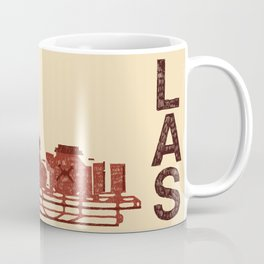 LAS Airport Coffee Mug
