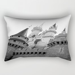 Disney Castle Rectangular Pillow