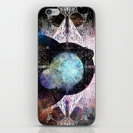 It's Complicated V. 3: In Space iPhone Skin