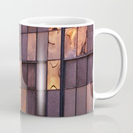 Tchoupitoulas Warehouse Aflame Coffee Mug