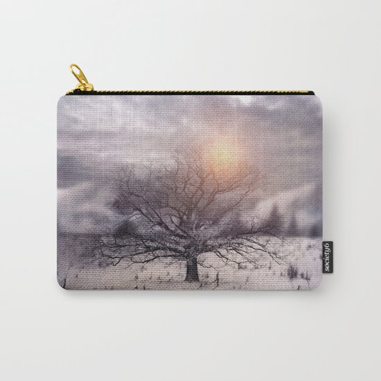 Lone Tree Love II Carry-All Pouch