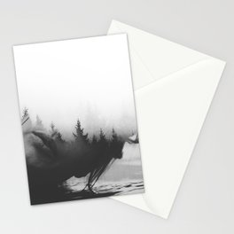 Fading Away Stationery Cards