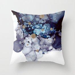 Clouds 4 Throw Pillow