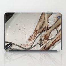 Washing off iPad Case