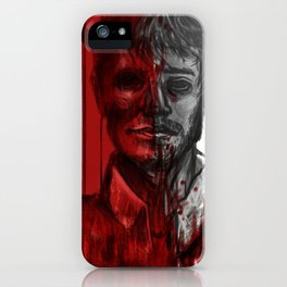 Please, someone help Will Graham  iPhone Case