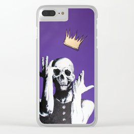 immortal prince Clear iPhone Case