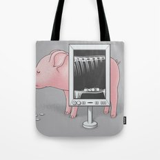 Saving money Tote Bag