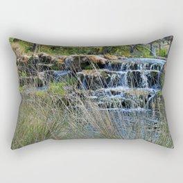 Below the Nest Rectangular Pillow