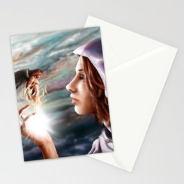Soceress - Touch of Magic Stationery Cards
