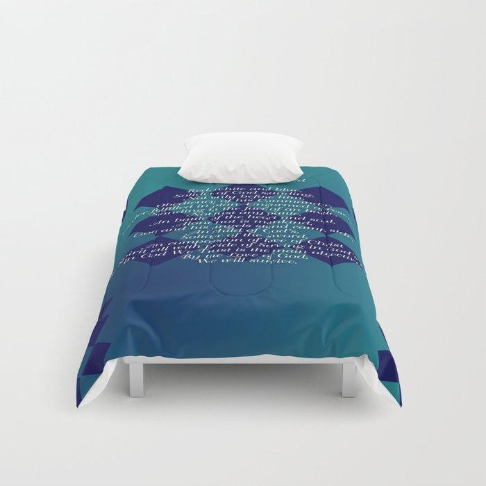 Solider of The Sword Comforters