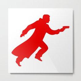 blade runner 2049 logo Metal Print