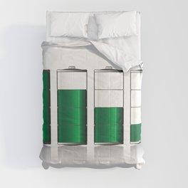 Battery Charge Indicator Comforters