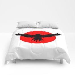 Raven Sun Comforters