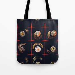 Cool Carate with bottle top Tote Bag