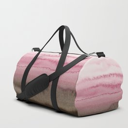 WITHIN THE TIDES STRAWBERRY CAPPUCCINO Duffle Bag
