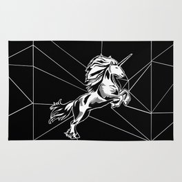 unicorn it Rug