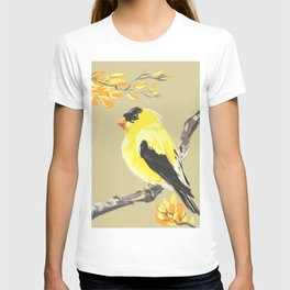 Yellow Finch T-shirt