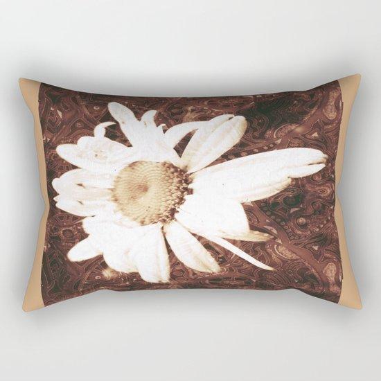 Daisy Secrets Rectangular Pillow