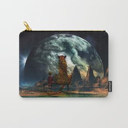 Calvin and Hobbes-Nebula Carry-All Pouch
