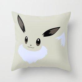 Shiny Eevee Throw Pillow