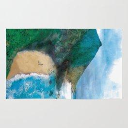 Wild Beach Rug