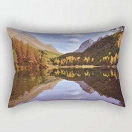 Mirror Image Rectangular Pillow
