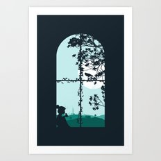 Mad World II Art Print