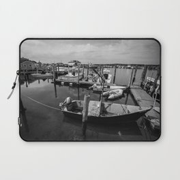 Boats of Menemsha Laptop Sleeve