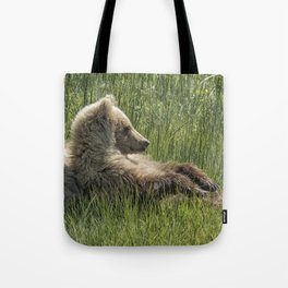Settling Down Again - Bear Cubs, No. 6 Tote Bag