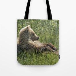 Settling Down Again - Bear Cubs, No. 6 Tote Bag