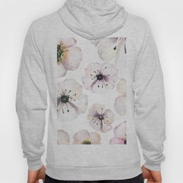 Moon flowers Hoody