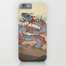 Fire on the Mountain iPhone 6 Slim Case