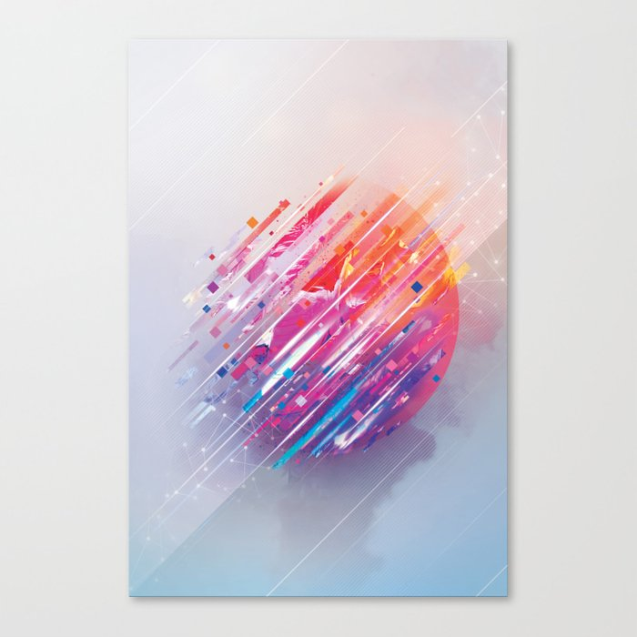 Future Canvas Print