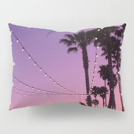 Lit Sunset Pillow Sham