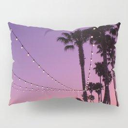 Lit Sunset Pillow Sham