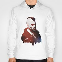taxi driver Hoodies featuring Taxi Driver by Mahdi Chowdhury