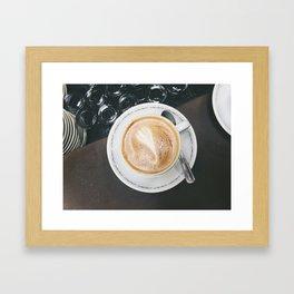 Morning at Sightglass Framed Art Print