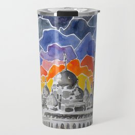 Masjid Kristal Mosque, Kuala Terengganu, Malaysia Travel Mug