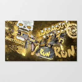 SMG Combo Canvas Print