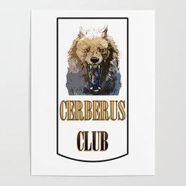 Cerberus Club - 1st Head Poster