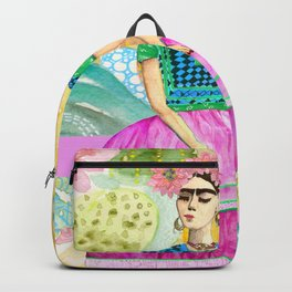 a dream of Frida Backpack