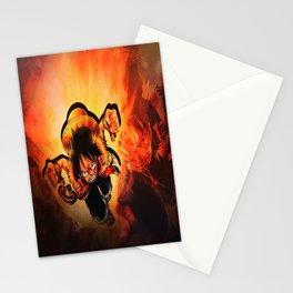 luffy one piece Stationery Cards