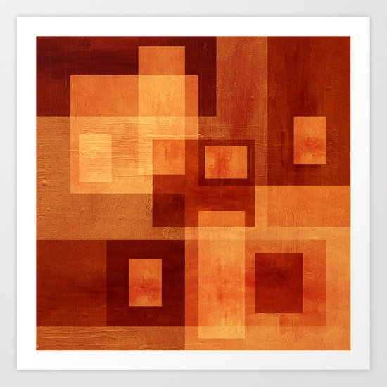 Textures/Abstract 103 Art Print