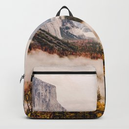 Amazing Yosemite California Forest Waterfall Canyon Backpack