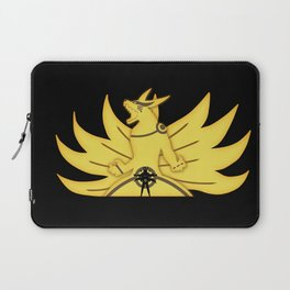 The Demon Fox Within Laptop Sleeve