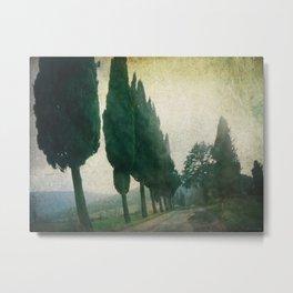 Toscana Vintage I Metal Print