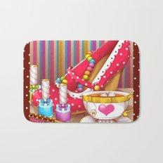 Tea Lovely Bath Mat