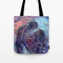 Master of the Mountain Roads Tote Bag