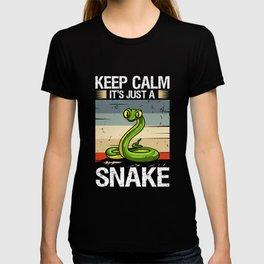 Snake Ball Python Boa Corn Snake T-shirt
