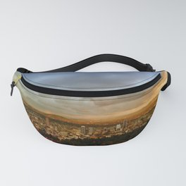 DOWNTOWN PORTLAND - FALL Fanny Pack